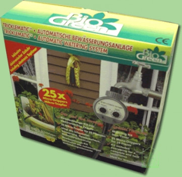 Tricklematic Automatic Plant Watering System | Greenhouse ...