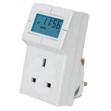 Plug In Thermostat Timer For Electric Heaters Greenhouse