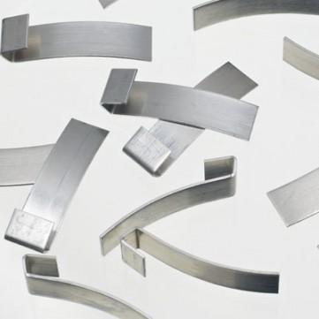 Aluminium Greenhouse Lap Clip 50 Greenhouse Warehouse
