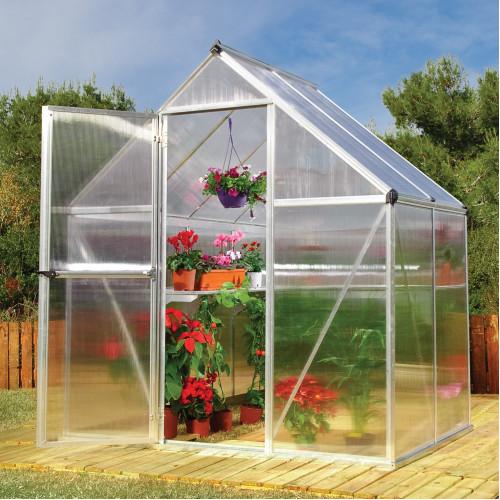 Palram Mythos 6x4 Greenhouse